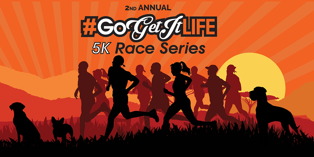 2nd Annual GoGetItLIFE 5K