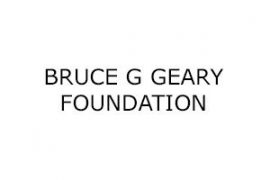 Bruce G Geary Foundation